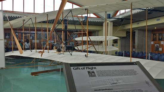 Kill Devil Hills, NC: Wright Brothers National Memorial