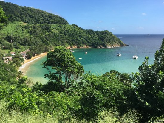 Speyside, Tobago: Batteaux Bay