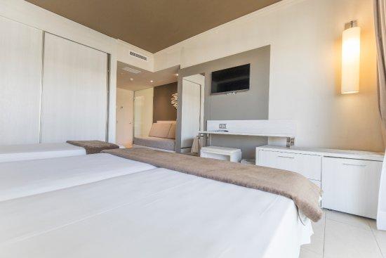 habitaci n familiar 29m2 kuva hotel augustus cambrils