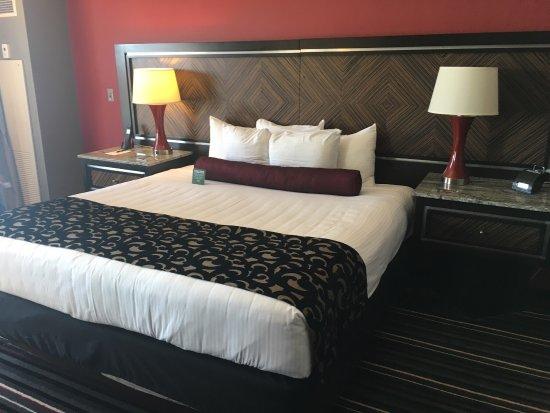 Hard Rock Tulsa Room Service