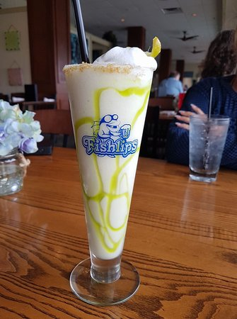 Port Canaveral, FL: Key lime colada