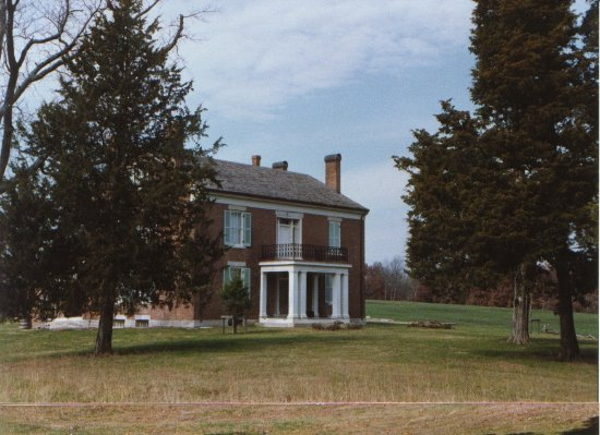 Lawson, MO: the house