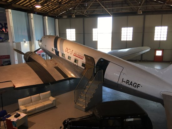 Volandia Parco e Museo del Volo Malpensa: DC-3