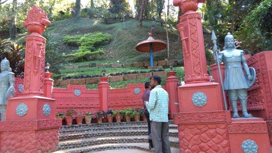 Agnigarh Hill: Entrance gate to Agnigarh