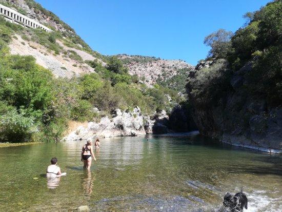 Cortes de la Frontera, สเปน: Rutas de agua