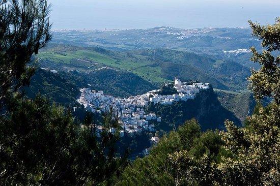 Cortes de la Frontera, สเปน: Pueblos blancos