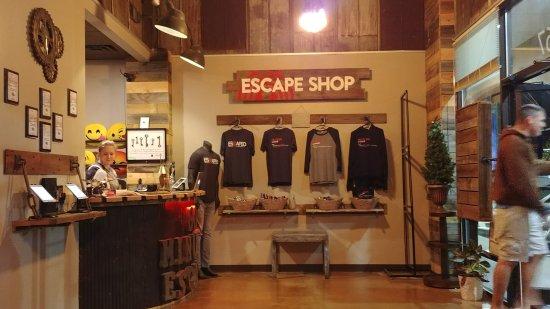 Murfreesboro, TN: Check in and gift shop