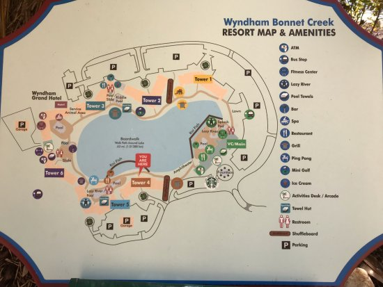 wyndham resorts florida map