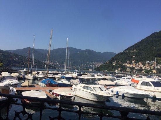Lombardy, Italy: Dockyard
