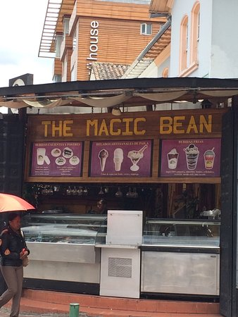 The Magic Bean Foto