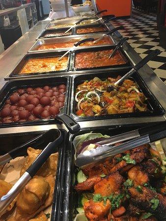 Prince George, Kanada: Tandoori Nation Restaurant Ltd.