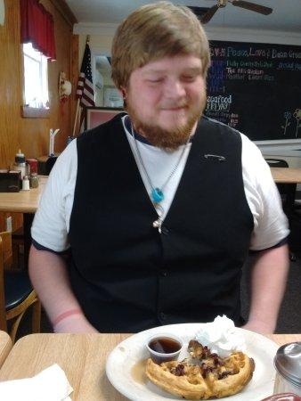 Angie's Restaurant: Happy birthday