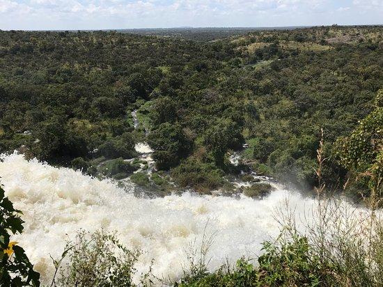 Pader, Uganda: Aruu Falls