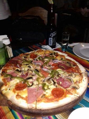 La Malquerida: pizza