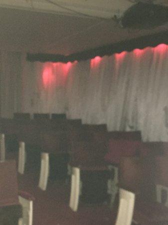 Axbridge, UK: The cinema