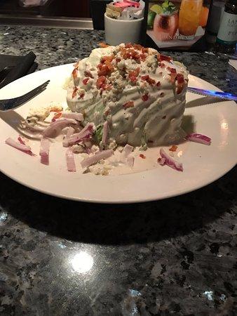 Homewood, AL: Blue Cheese Wedge Salad