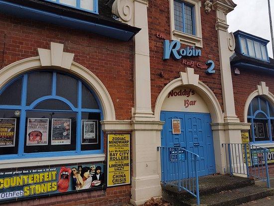 Bilston, UK: The venue