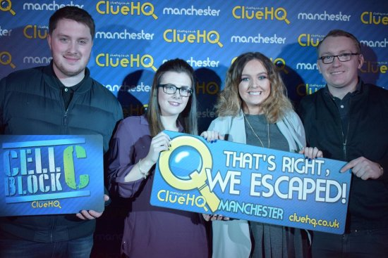 Time Out Escape Room Manchester