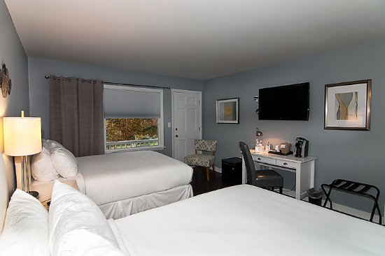 Wolfeboro, NH: Each of our rooms is unique in appearance and decor.