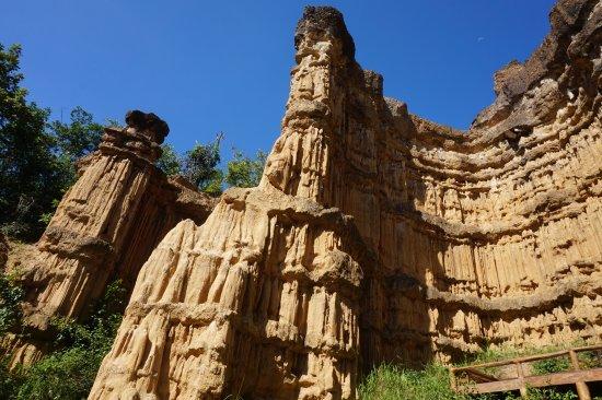 Doi Lo, Thailand: Pha Chor Rock Formation in Chiang Mai, Thailand