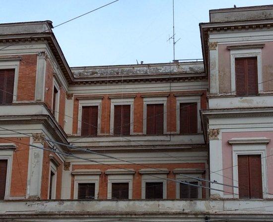 Chieti, Italia: vista a valle