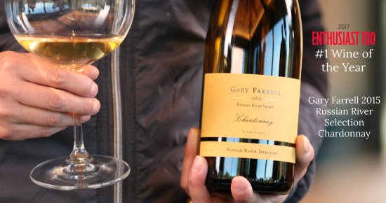 Gary Farrell Winery: Come experience the #1 in the United States!