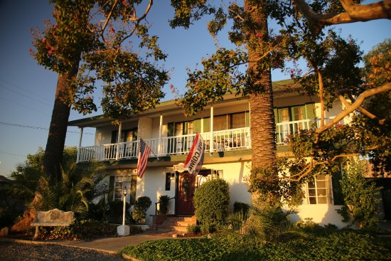 Lemon Cove, Kaliforniya: Plantation Bed & Breakfast