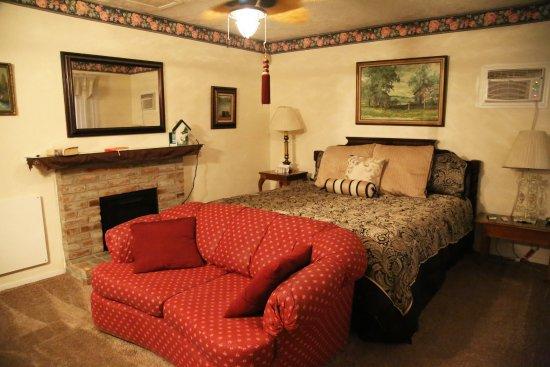 Lemon Cove, CA: notre chambre