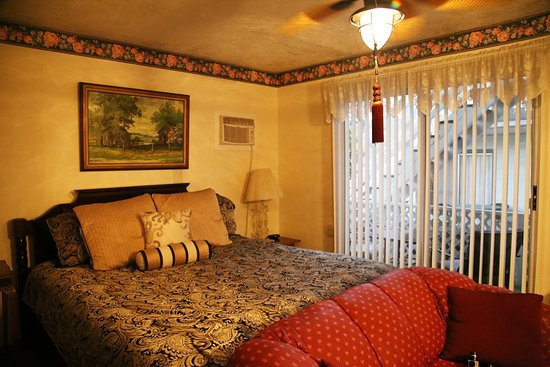 Lemon Cove, Kaliforniya: notre chambre