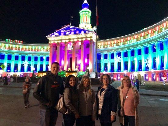 best tours of denver best of denver holiday lights tour so fun - Best Christmas Lights Denver