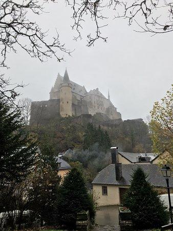 Chateau de Vianden: Castle of Vianden