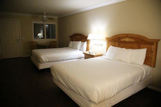 Cayucos Beach Inn: chambre 128