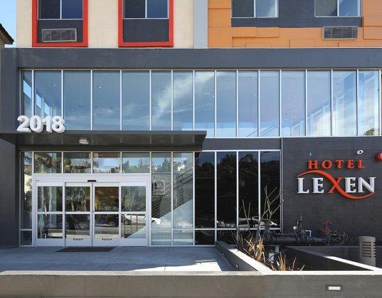 Lexen Hotel Hollywood Walk Of Fame 169 2 5 9 Prices Reviews Los Angeles Ca Tripadvisor