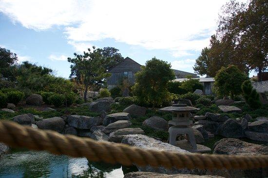 El Jardín de la Paz es un oasis obsequio del pueblo japonés al ...