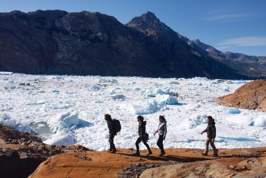 Patagonia Aventura: Trek on the Peninsula + Icebergs