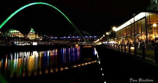 Chester-le-Street, UK: Newcastle quayside night 021117 instagram_large.jpg