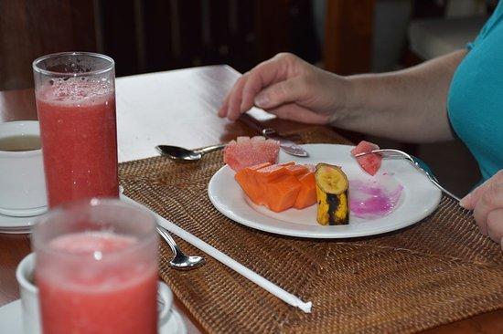 Bagus Jati Health & Wellbeing Retreat : Frühstück