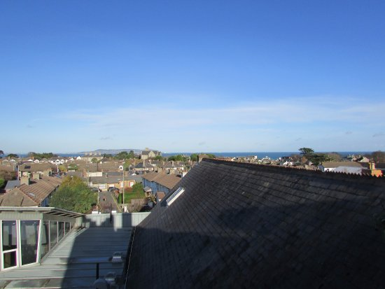 Dalkey Castle and Heritage Centre: View from the tower