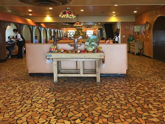Hamer, Carolina del Sur: Looking Back at entrance of Main Room