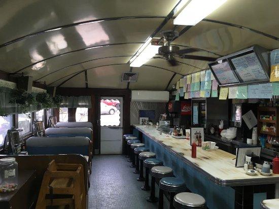 Blue Benn Diner : Classic diner
