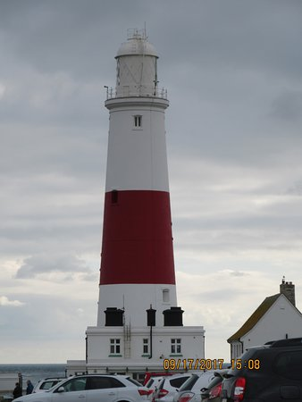 Portland Bill Lighthouse, Tsle of Portland,Dorset, England