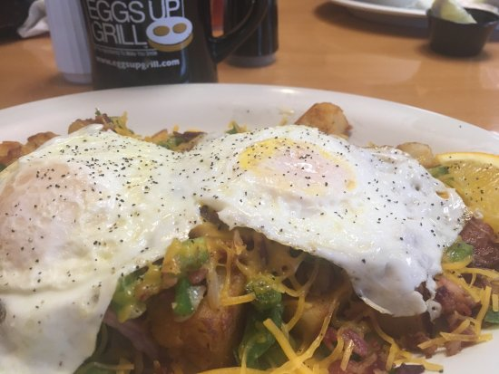 Eggs Up Grill North Myrtle Beach