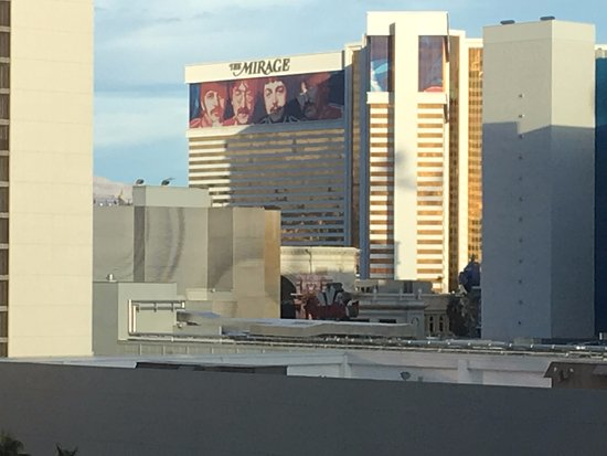 Hilton Grand Vacations at the Flamingo: Great View