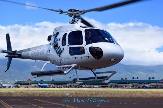 ‪Air Maui Helicopter Tours‬