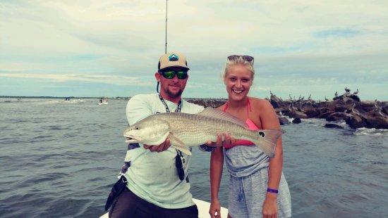 South Daytona, FL: Ponce Inlet Redfish