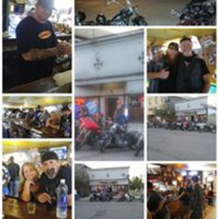 Portola, Kalifornia: Bike Nights 2017