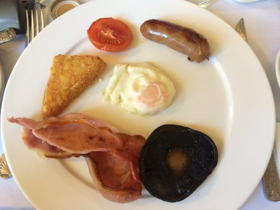 Crudwell, UK: Full English Breakfast