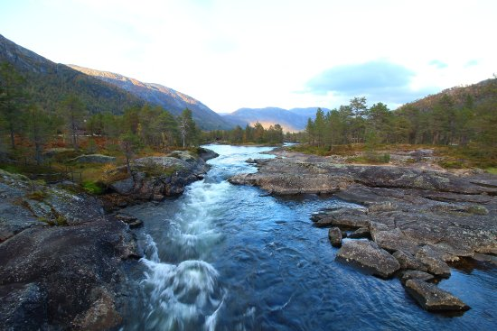 Sande, Norge: Gaularfjellet National Tourist Route