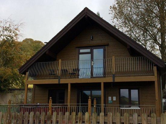 Knighton, UK: Lodge