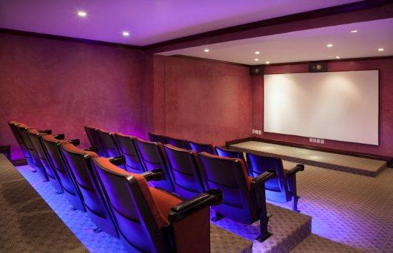 Hotel Geneve Ciudad de Mexico: Butacas Cinema Geneve